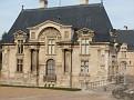 Chateau de Chantilly - Batiment de gauche