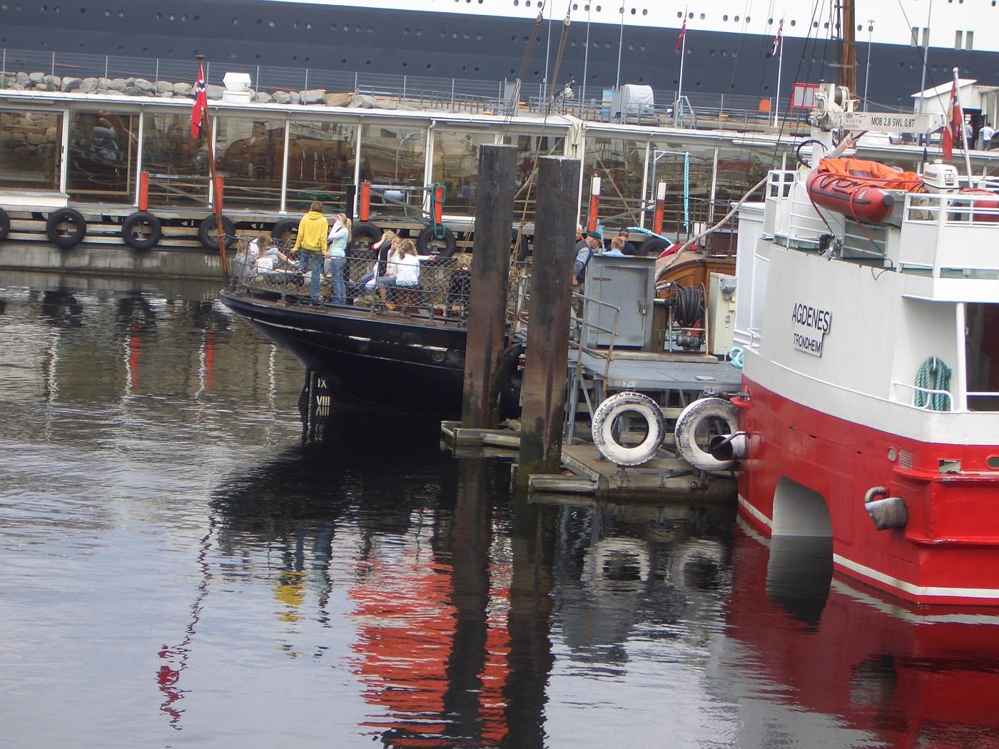 Hafen Trondheim