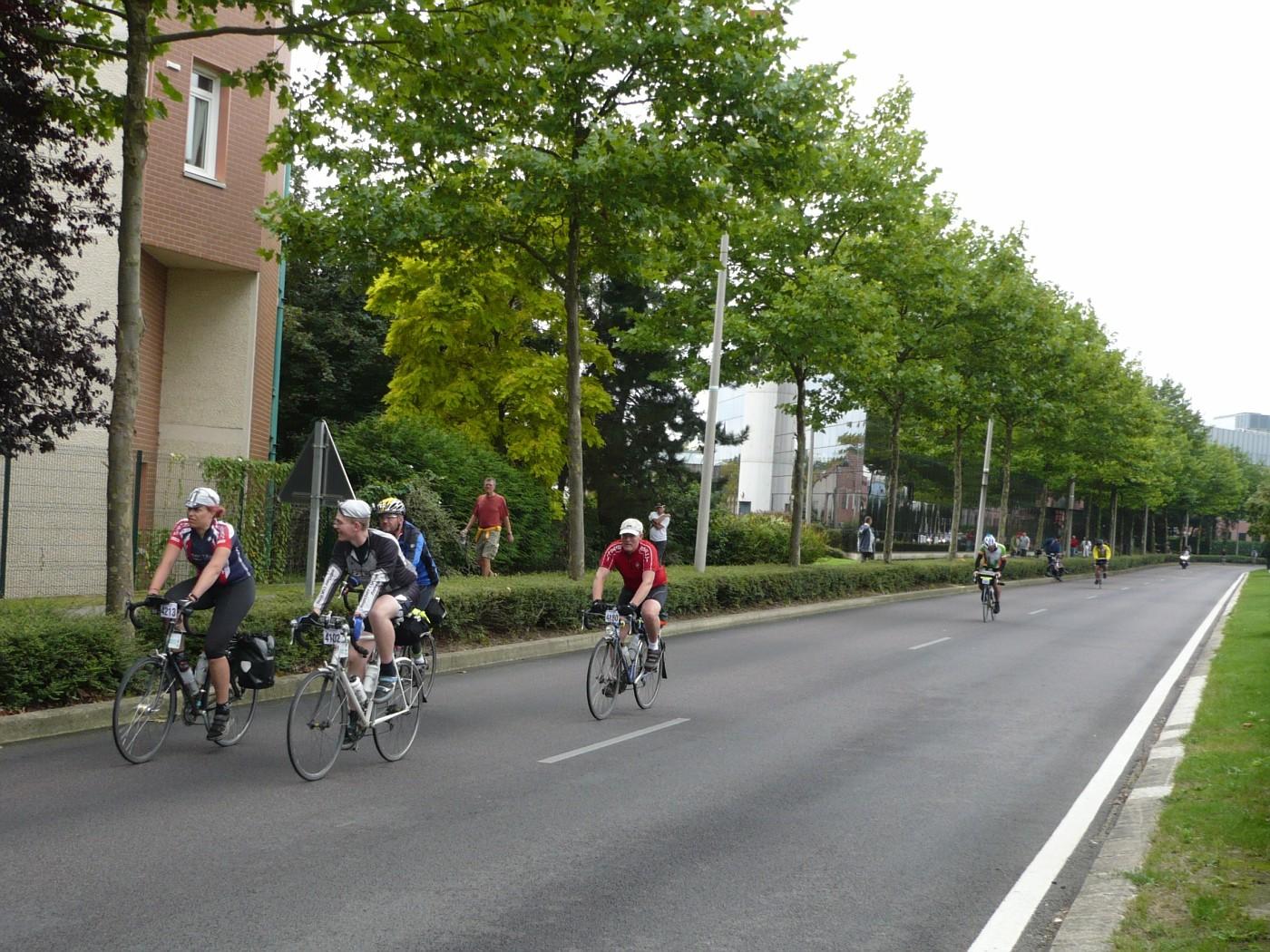 en route PBP 2007