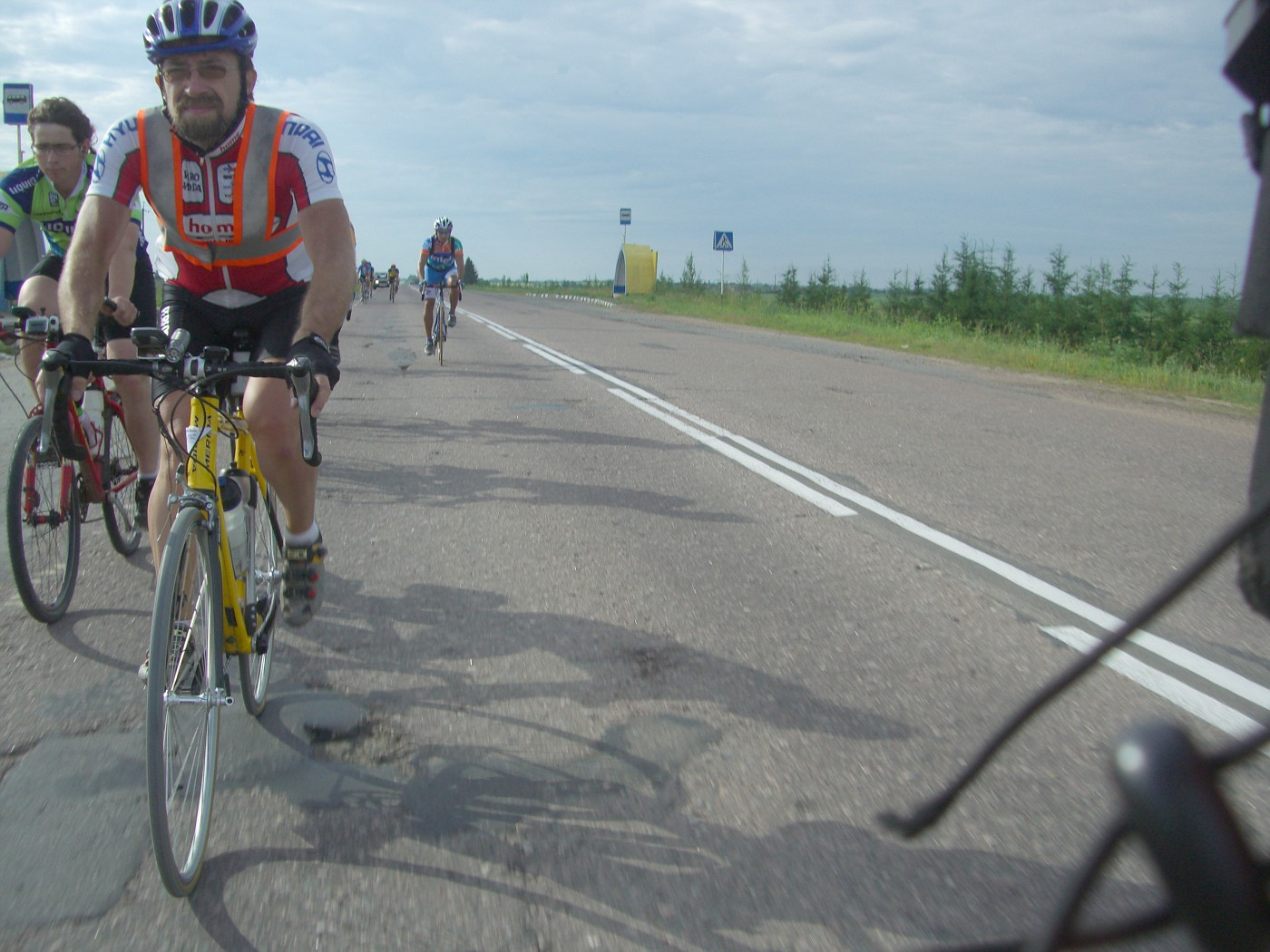 Igor en route VOL2008
