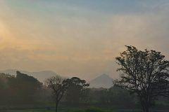 Утро над рисовыми полями. Цейлон. The morning of rice fields. Ceylon. DSC2164 b jpg