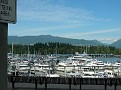 Vancouver - waterfront docks (opposite Stanley Park)