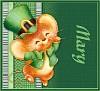 St Patrick's Day11Mary