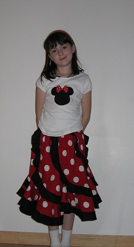 Disney Sewing Minnie Mouse Set 1