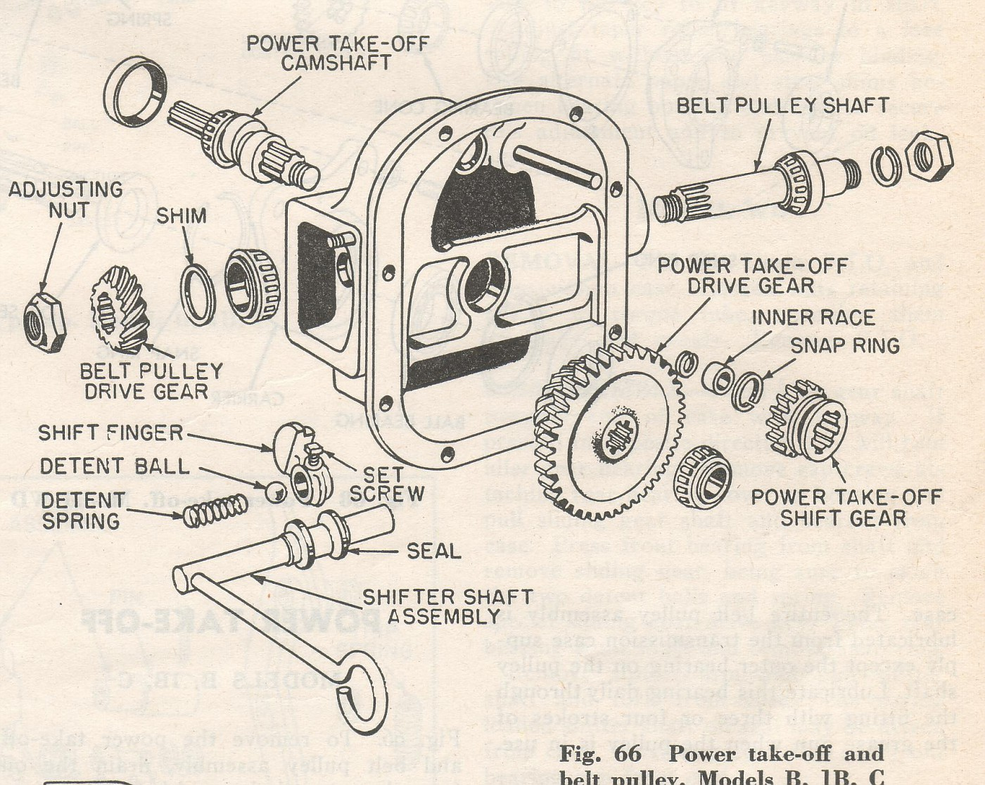 Allis Chalmers Drive Belt Diagram Explained Wiring Diagrams Model 2690813 B Pto Hyd Pump Pulley Housing White