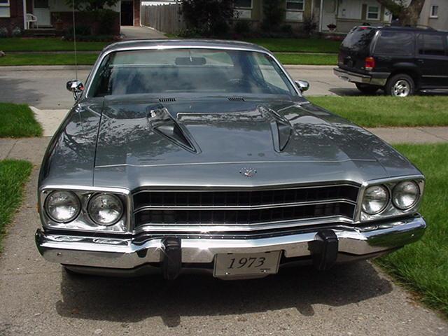 73 RoadRunner Silver 3