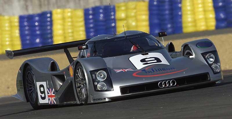 Audi R8C 1