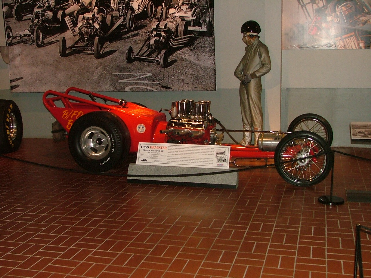 Photo: 1958 rail dragster | Pierce Arrows, Dragsters, and some
