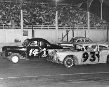 Bobby Foster & 14-Fred Watson laurel 1967