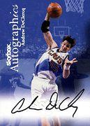 1999-00 Autographics Andrew DeClercq (1)
