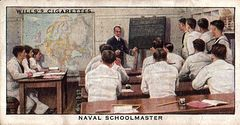 1939 Wills Life in the Royal Navy #43 (1)