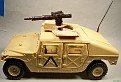 Desert Humvee
