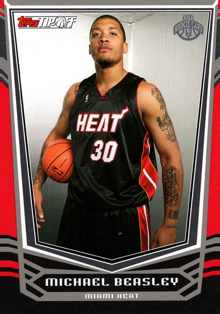 2008-09 Topps Tipoff Red #112 (1)