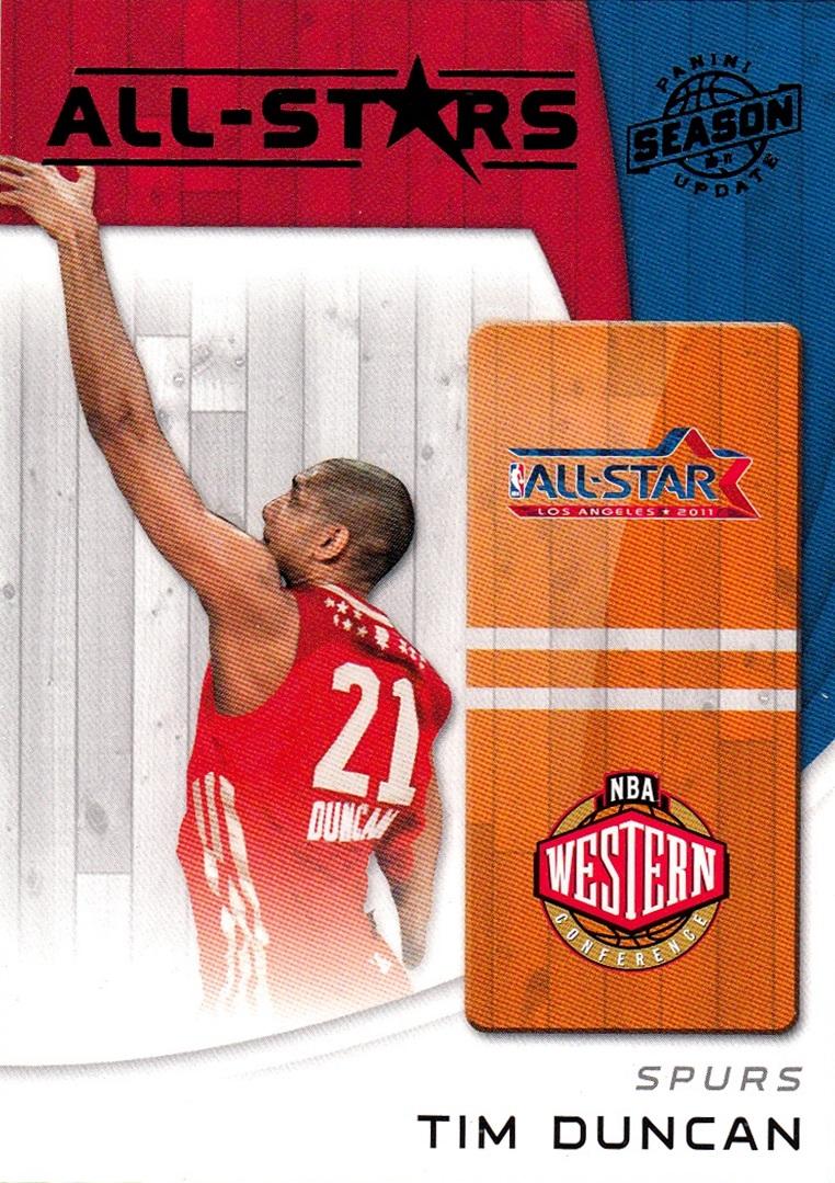 2010-11 Panini Season Update All-Stars #22 (1)