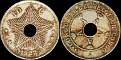 Belgian Congo 1922 10 centimes