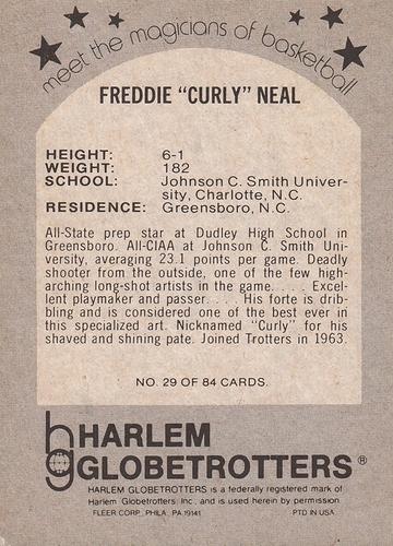 1971-72 Fleer #29 (2)