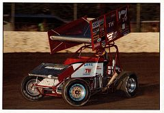 1989 World of Outlaws Oversize #7TW