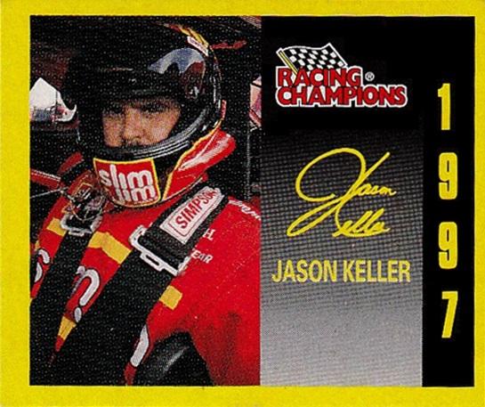 Racing Champions 1-144th 1997 Jason Keller (1)