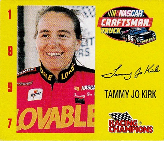 Racing Champions 1-144th 1997 Tammy Jo Kirk (1)
