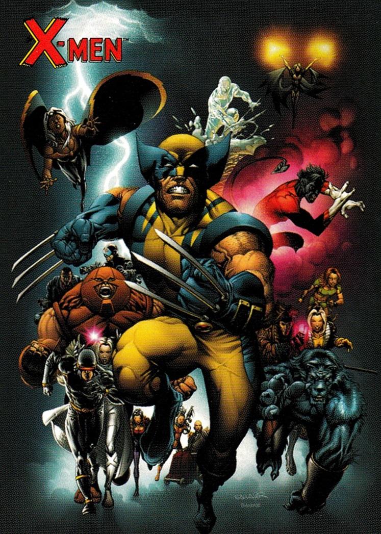 2009 X-Men Archives #01 (1)