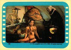 2016 Abrams Return of the Jedi Bonus Cards #4 (1)