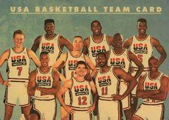 1992 Skybox USA Team Card (1)