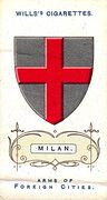 1912 Wills Arms of Foreign Cities #38 (1)