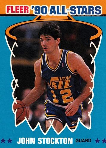 1990-91 Fleer All-Stars #09 (1)