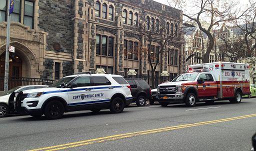 NY - City University of NY Public Safety