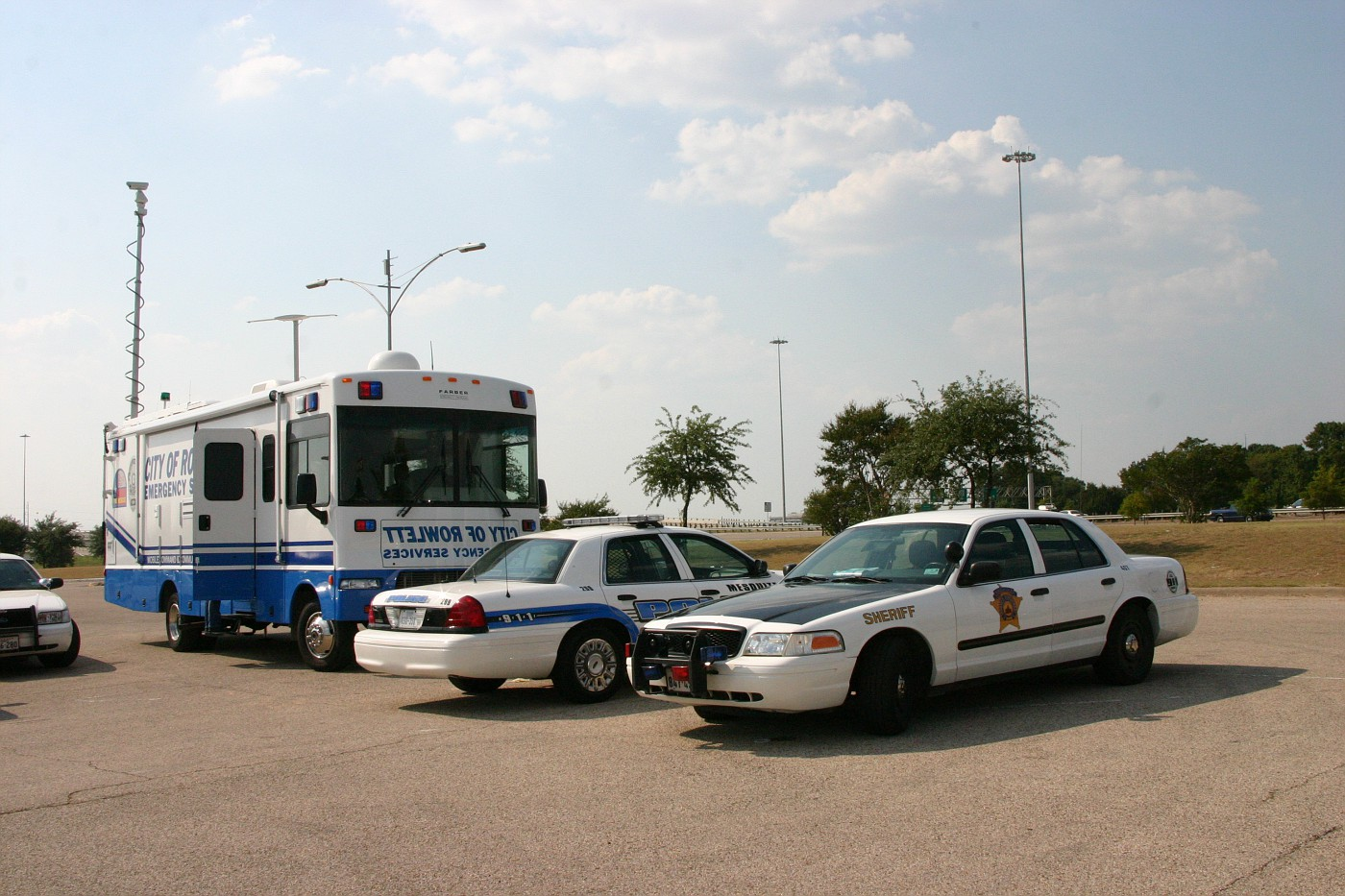 Dallas County Sheriff / MPD/Rowlett PD