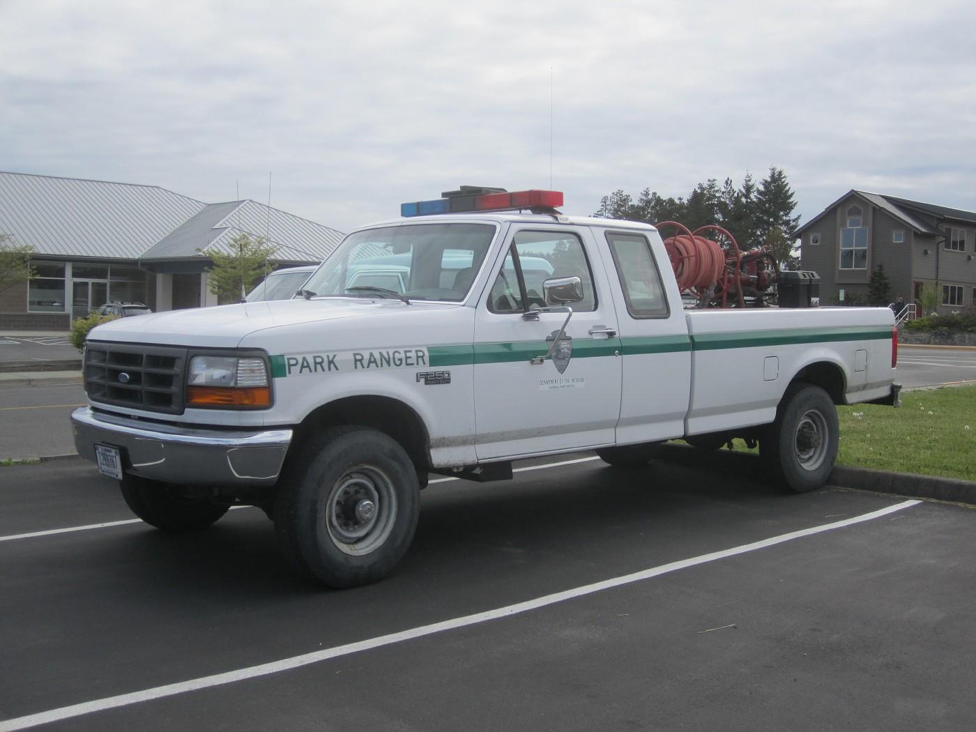 US - Park Ranger