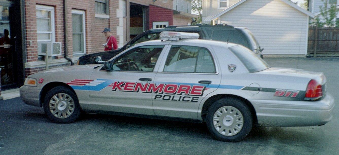 NY -  Kenmore Police