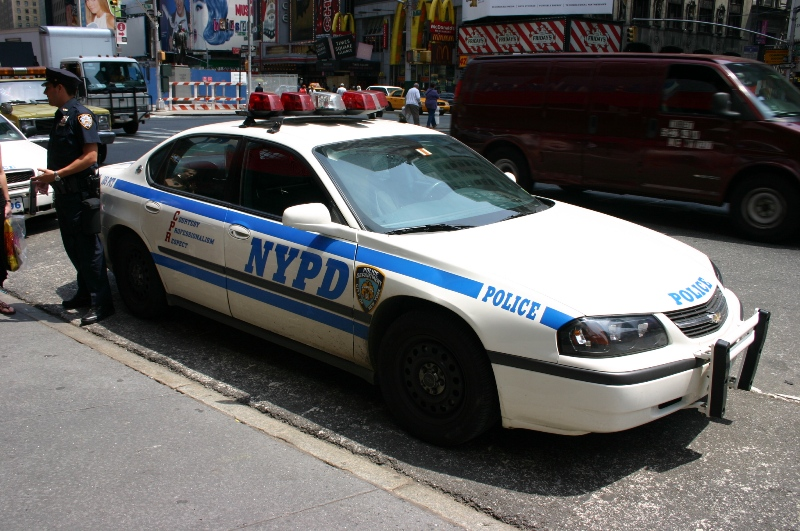 NY - New York City Police