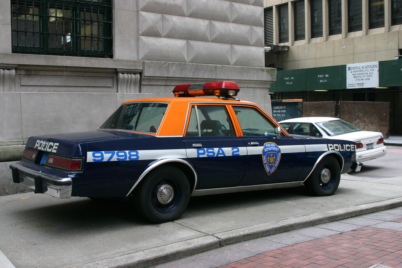 NY - New York City Housing Police
