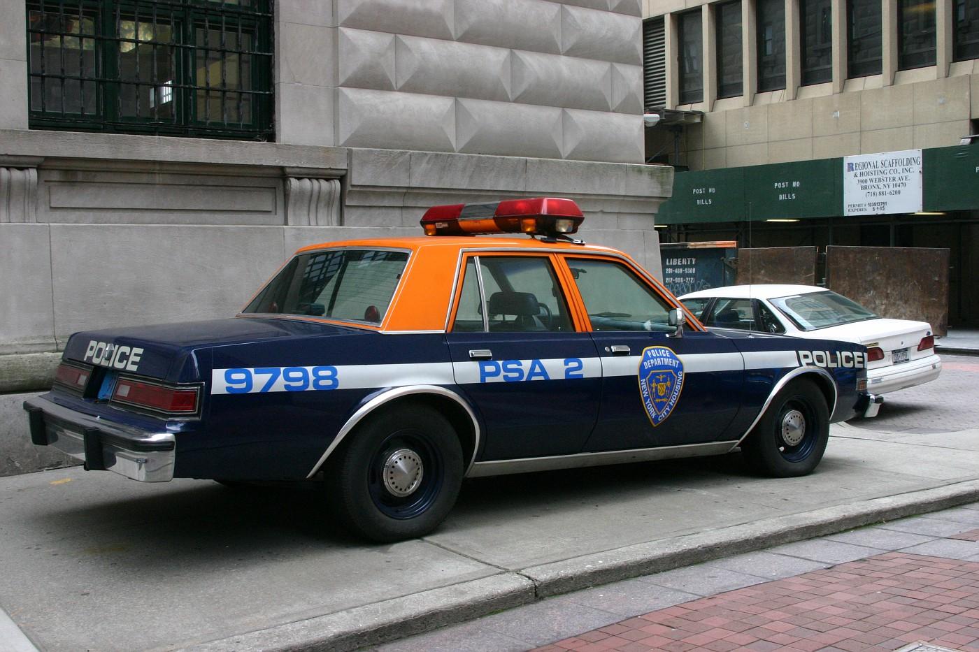 NY - New York City Housing Police