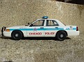 Chicago PD 1/18 scale