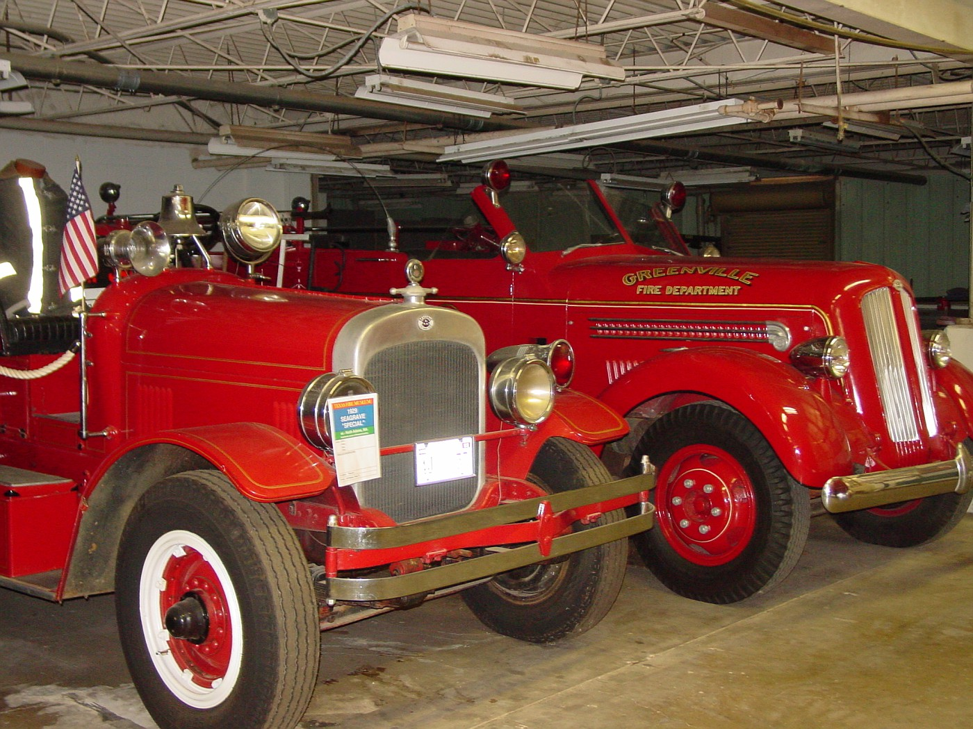 Texas Fire Museum