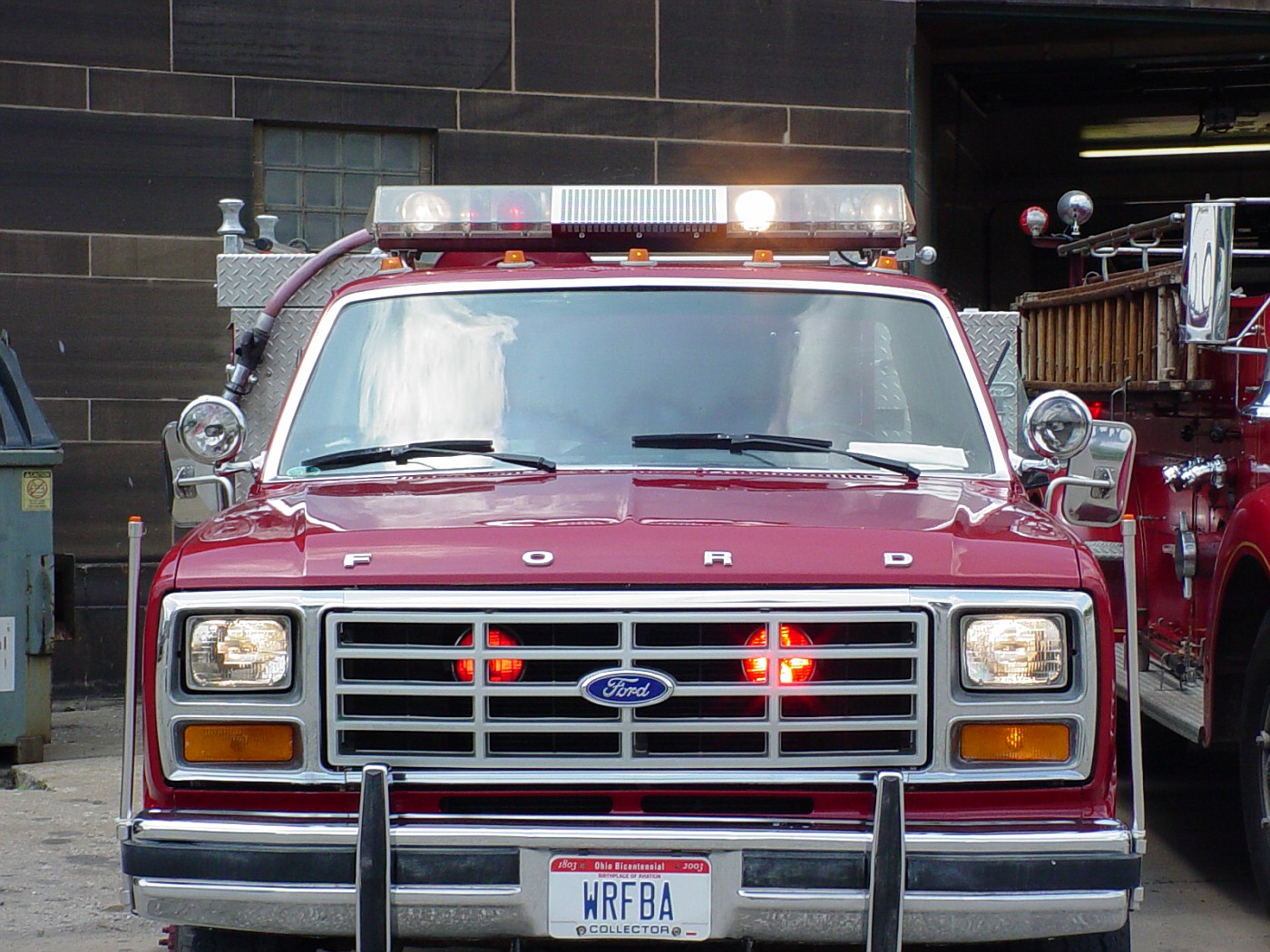 Cleveland Emergency Vehicle Show- 13 June 2004