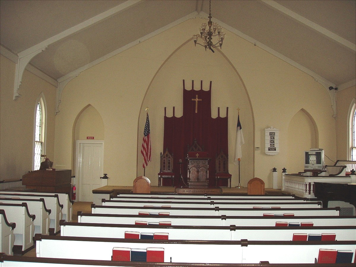 MANSFIELD - FIRST BAPTIST CHURCH - SANCTUARY - 02.jpg