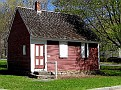 CLINTON - COW HILL SCHOOLHOUSE 1801