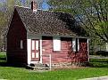 CLINTON - COW HILL SCHOOLHOUSE 1801
