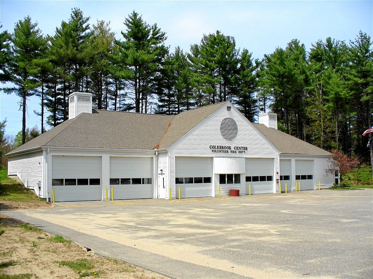 COLEBROOK CENTER - VOLUNTEER FIRE DEPARTMENT