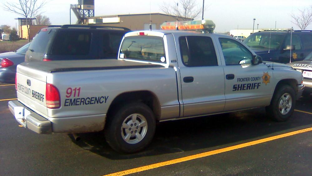 Dodge Dakota 2012 >> Frontier County