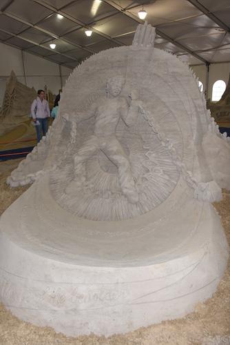 Sand Sculptures 2015 082