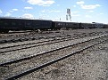 Rail cars at Alamosa, Colorado
