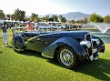 1935 Delahaye 135 competition owned by Ken and Ann Smith
