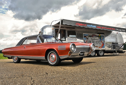 1963 Chrysler-Ghia Turbine Car What's at 2013 What's New 5400px