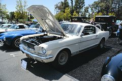 1965 Ford Shelby Mustang GT-350 owned by Ashley and Michael Mackel DSC 1955