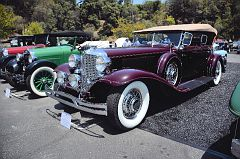 1931 Chrysler Imperial CG Dual Cowl Phaeton owned by Aaron and Valerie Weiss DSC 1995