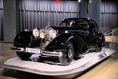 06 1938 Mercedes-Benz 540K Autobahn Kurier by Sindelfingen DSC 5701